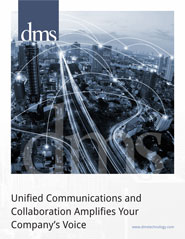 DMS unified communications whitepaper cover